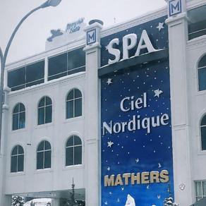 Une journée au Spa Mathers - birthday edition