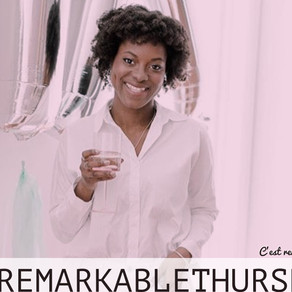 Remarkable Thursday 11 - Josie