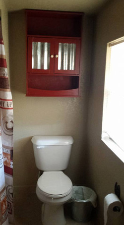 Bunkhouse Restroom