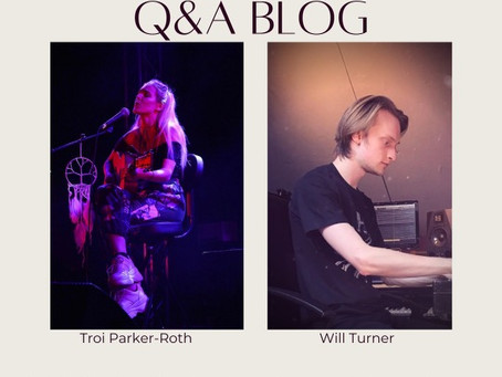 French Rain Q&A: My answers to a producers questions on songwriting
