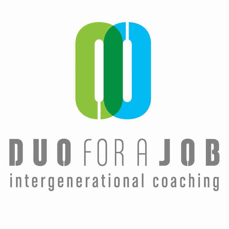 Logo Duo for a Job