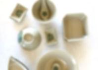green pattern melemine ware by JISOO.jpg