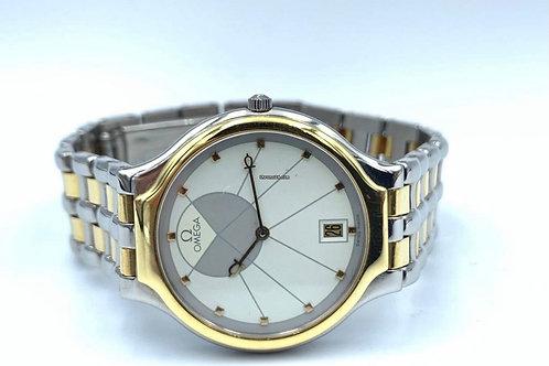 Omega De Ville Quartz Gold 32MM Symbol Dial