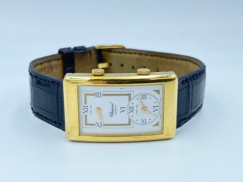 Chopard L.U.C REF/2240 Yellow Gold GMT Dual Time