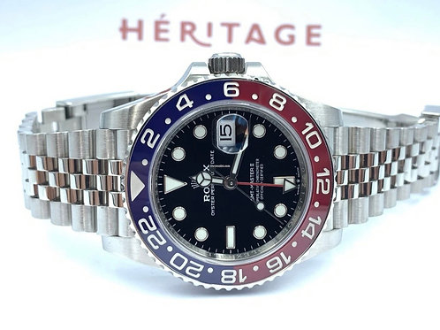 Rolex GMT-Master II PEPSI 2020 NEW box & papers