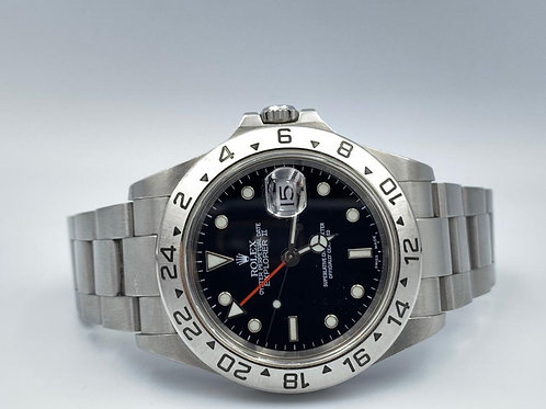 Rolex Explorer II 40MM in excellent condition A Serial
