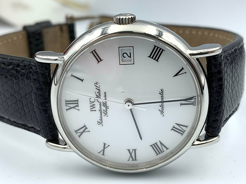 IWC Automatic steel from 2001 with box & papers