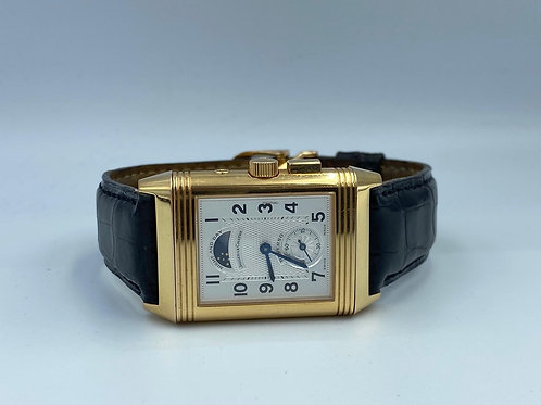 Jaeger-LeCoultre Reverso Geographic world rose gold limited, 2000 box & papers