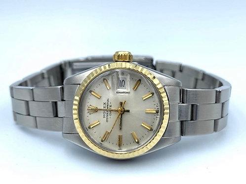 Rolex Date 26mm Gold/Steel