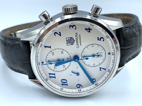 TAG Heuer Carrera Calibre 16 heritage Chronograph automatic