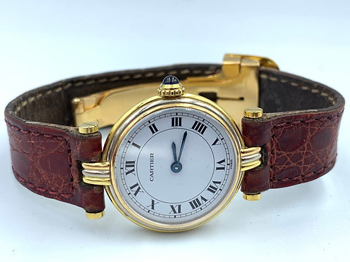 Cartier Trinity yellow gold with folding clasp, from 1992