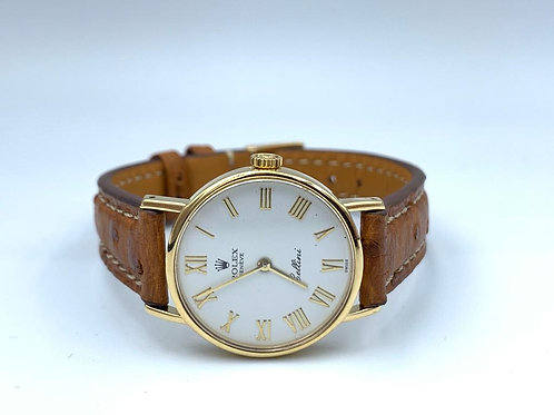 Rolex Cellini 18K yellow gold 26mm
