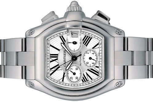 Cartier Roadster Chronograph 2012 box & papers