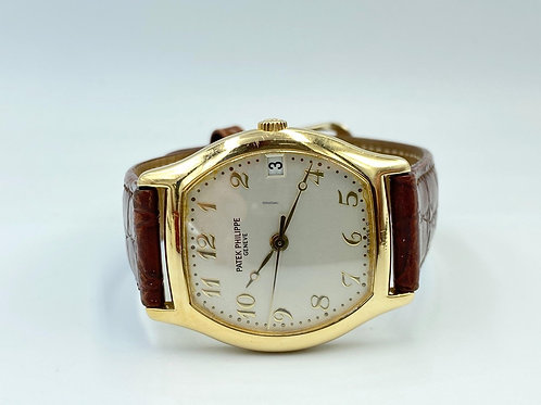 Patek Philippe Gondolo yellow gold full set from 2001