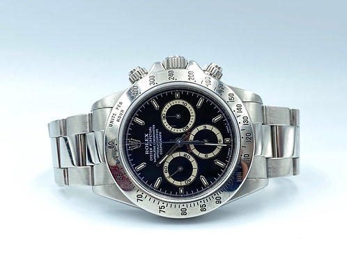 Rolex Daytona Zenith PATRIZZI W series Box & papers from 1995