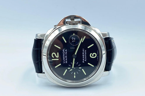 Panerai Luminor Marina Automatic 2006 box & papers + rubber strap