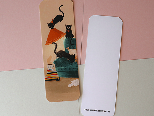 Cats bookmarker