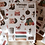 Thumbnail: Vintage Sticker sheet
