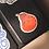 Thumbnail: Orange Pear Die Cut Sticker