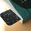 Thumbnail: Floral pattern bookmarker