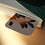 Thumbnail: Girl with flowers bookmark