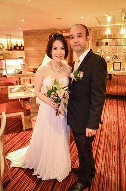Olivia & Chye Wedding