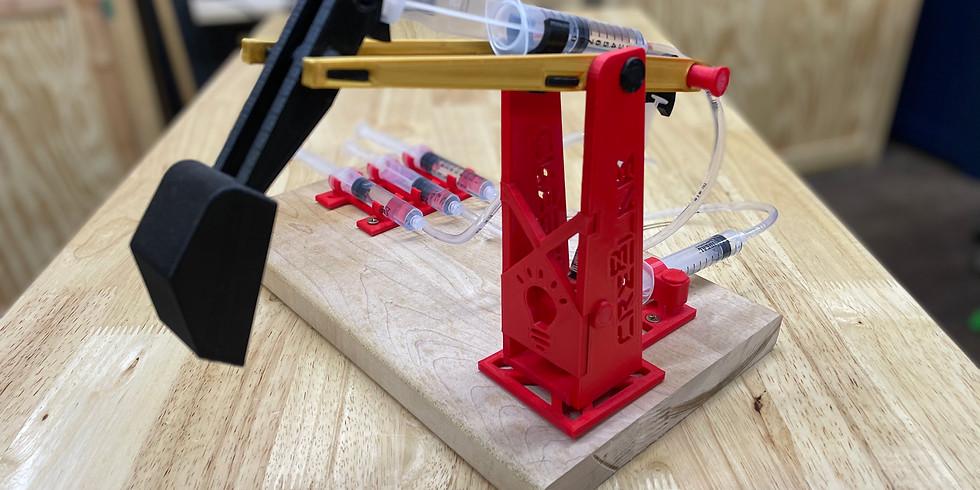 Diggin' Hydraulics Workshop