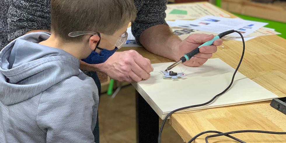 Soldering Circuits Workshop 3