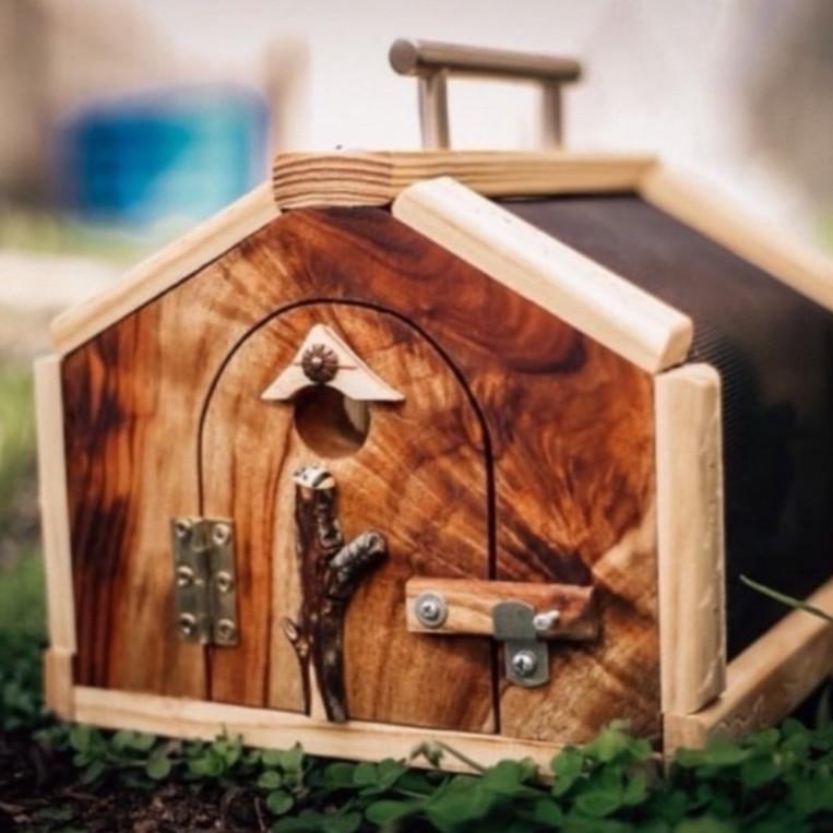 Critter Cabin Workshop