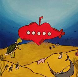 Love Submarine