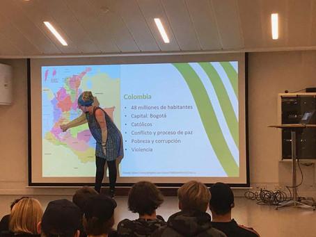 Presentations in Denmark