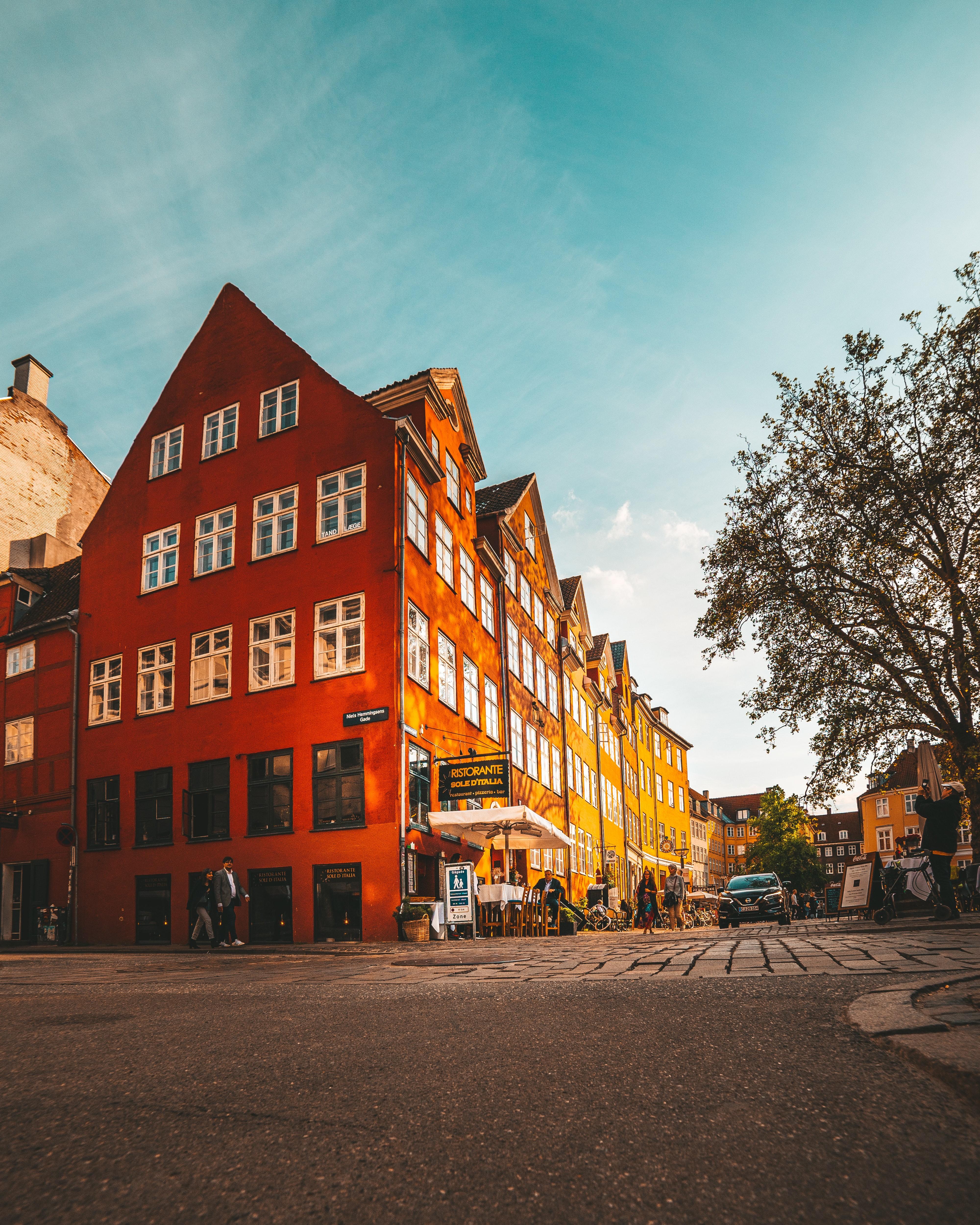 Tour Ciudad de Copenhague