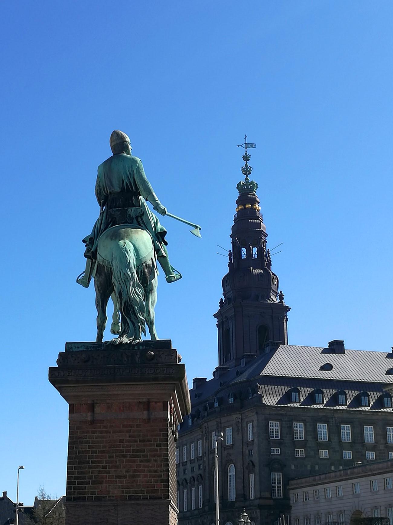 Tour Palacio de Christiansborg