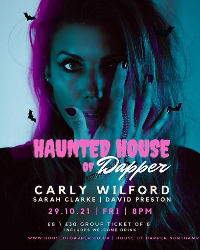 Halloween Dapper Poster.png