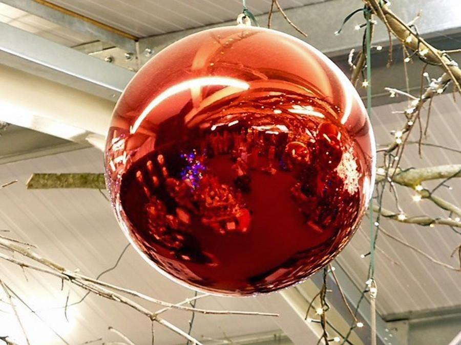 Reflecting Christmas