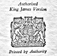 KJV, AKJV, KingJamesVersion, AuthorisedVersion