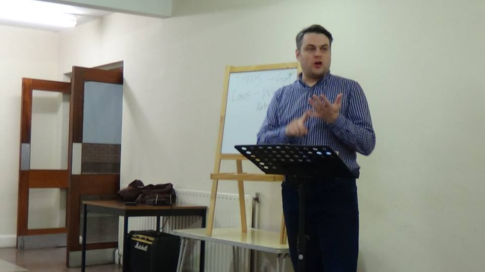Matthew Teaching
