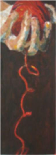 Acrylic Vingerpaint on Hardboard 2009