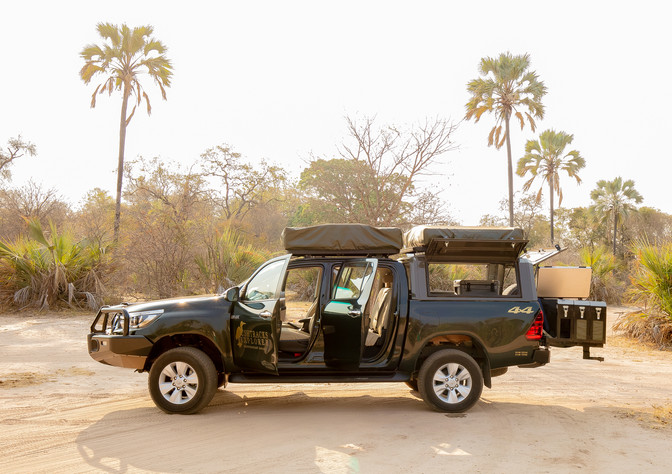 Bushtracks Africa launches the Bushtracks Explorer, a self drive safari vehicle
