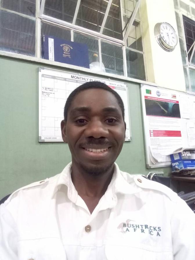 Bushtracks Best: Gift Simakalanga, Operations Supervisor, Zambia