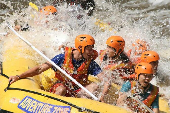 The Big Six: The six most memorable rapids on the Zambezi
