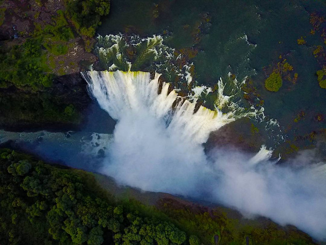 Recycling project launches in Victoria Falls