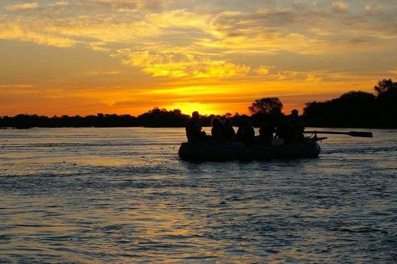 The Livingstone Drift