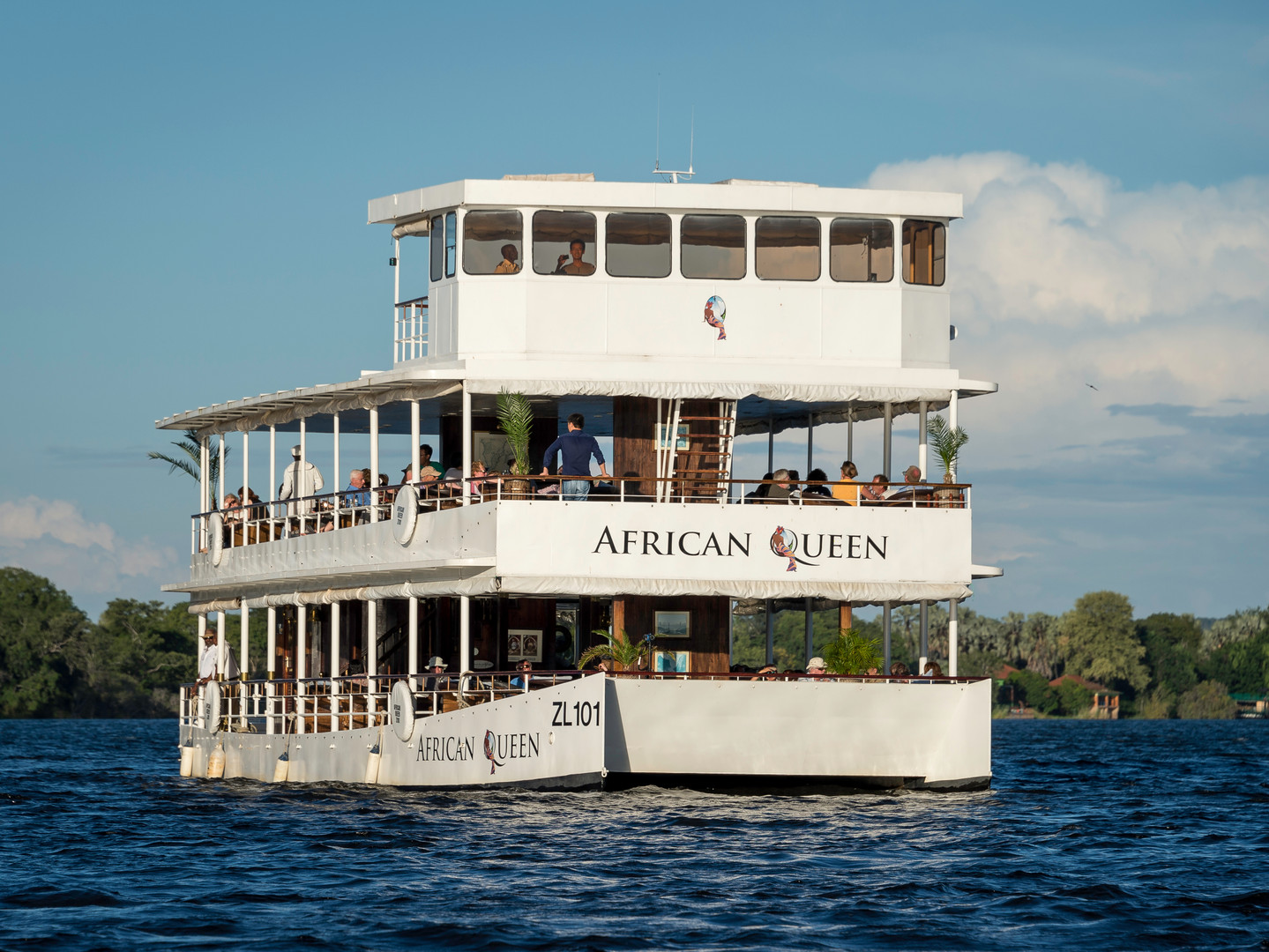 The Ultimate River Cruise