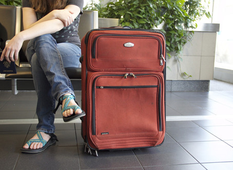 OR Tambo's new baggage restrictions