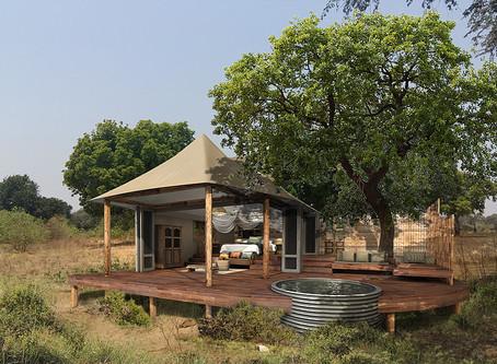 Nyamatusi and Nyamatusi Mohogany in Mana Pools, Zimbabwe, are open