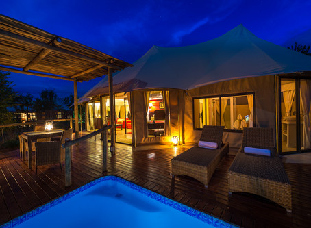 The Elephant Camp, Victoria Falls, expects a new look