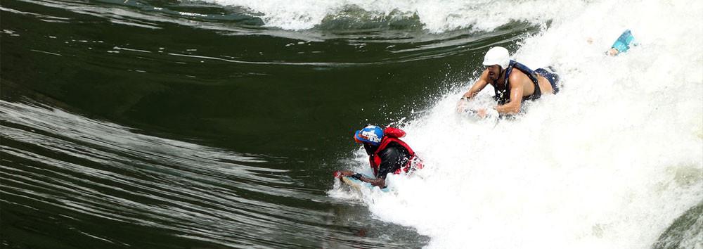 Rafting & River Boarding