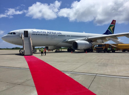 SAA will offer a boutique service on their Johannesburg - London route