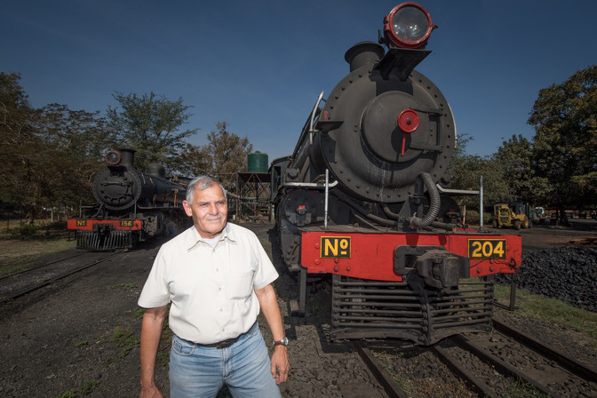 Bushtracks Best: Ben Costa, Steam Train Engineer
